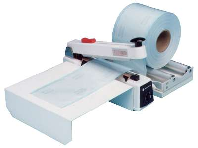 20CM Hand Sealer with cutter & 10mm Seal & Beeper