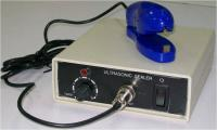 Ultrasonic clam shell sealer
