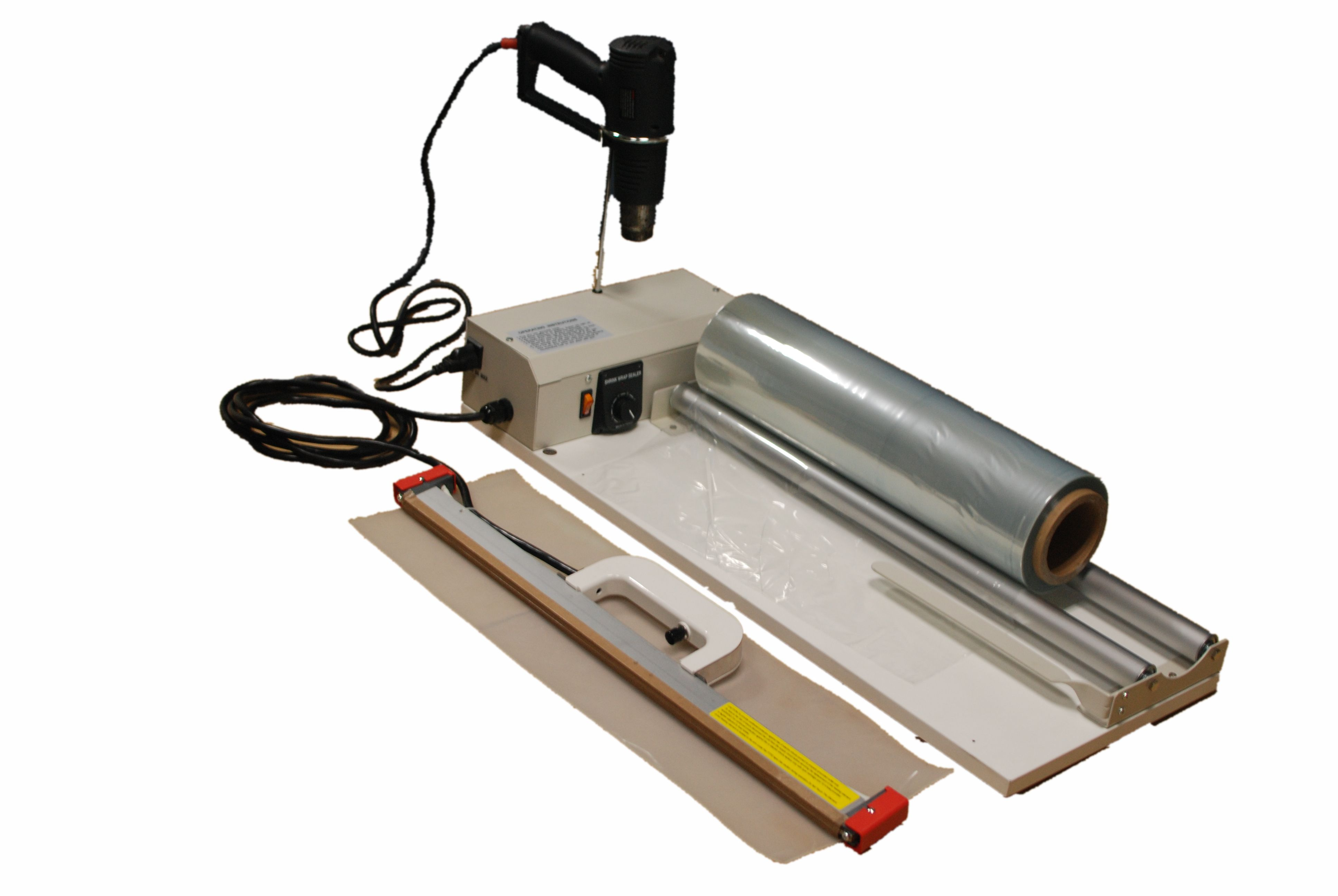 Shrink Wrap Sealers i Bar